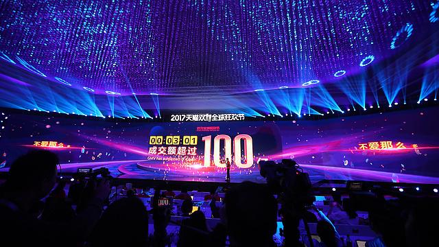 0fc3ef5756 Megőrültek a kínaiak: alig 3 perc alatt költöttek 1,5 milliárd dollárt