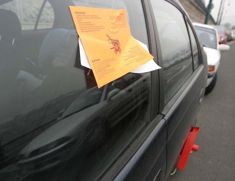 Szlovák rendszám és parkolási bírság - jönnek a változások!