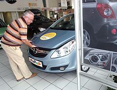 Nagyot nőtt a magyar újautó-piac
