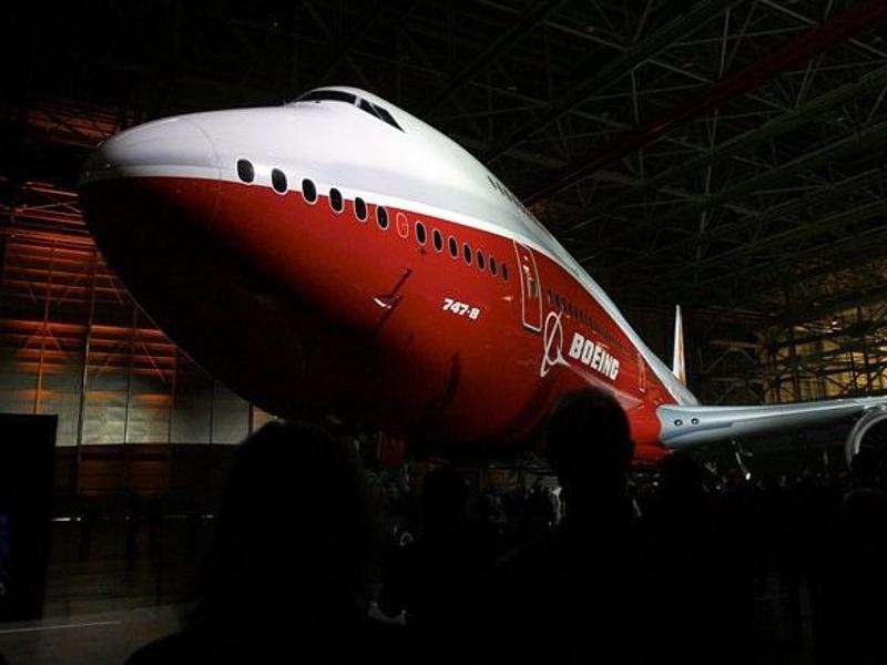 Belehúzott a Boeing
