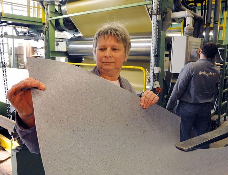 Jól megy a magyar műanyaggyártónak