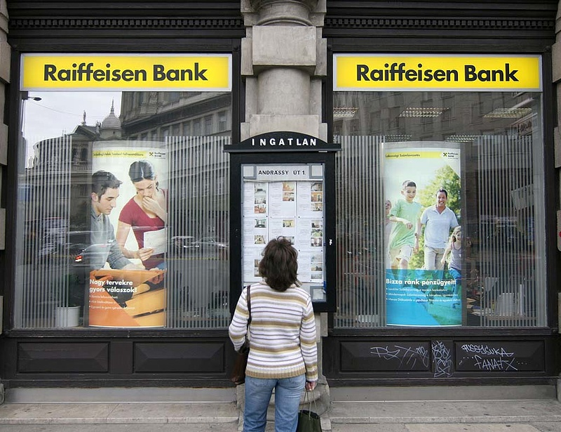 Milliárdos magyar beruházásra készül a Raiffeisen