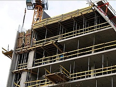 Építőipar: nincs megállás a lejtőn
