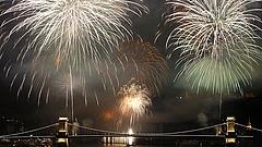 Megújul az augusztus 20-ai tűzijáték - 175 millióért