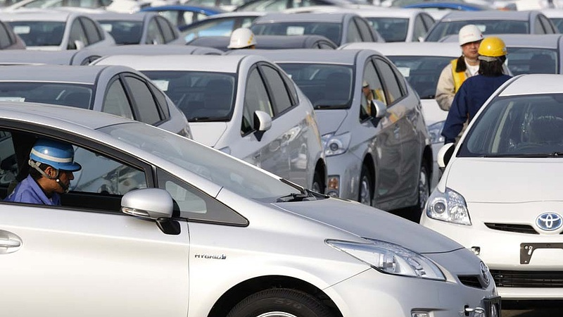 Felpörög a Toyota Európában is