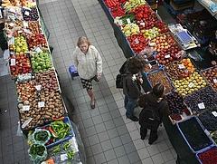 Megújul a népszerű budapesti vásárcsarnok