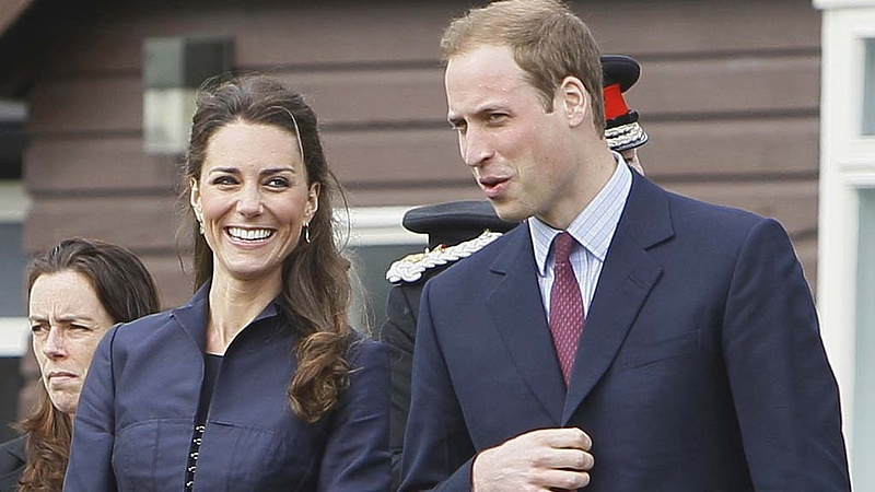 Vilmos herceg és Katalin hercegné a britek utolsó reménye