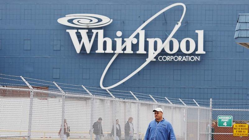 Árat emelt a Whirlpool, nőtt a nyeresége