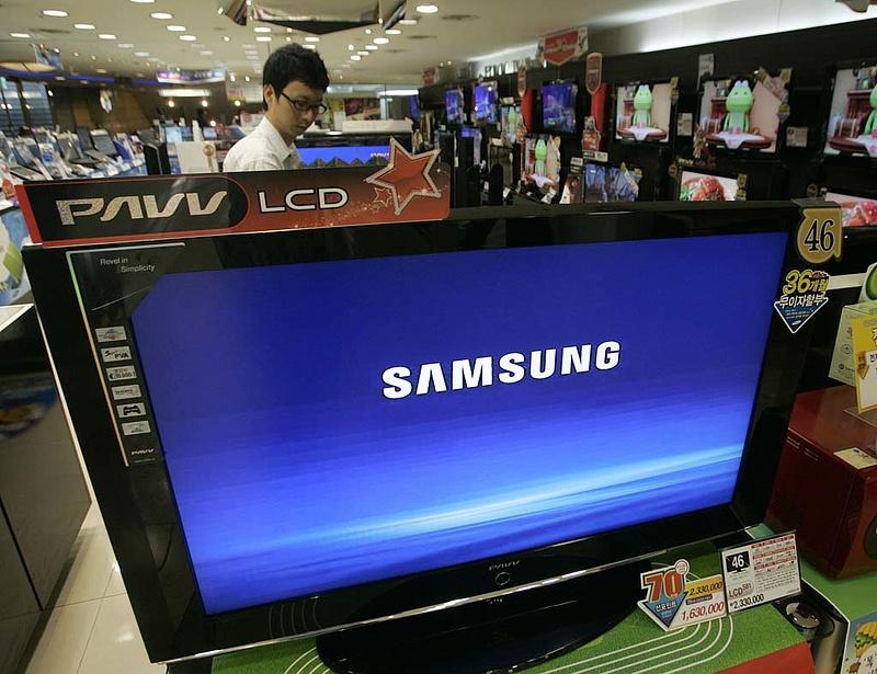 Hátat fordíthat a Samsung Szlovákiának