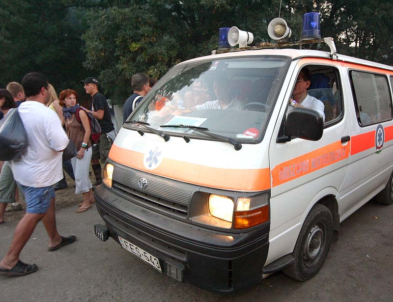 Milliós bírságot kaptak a mentők