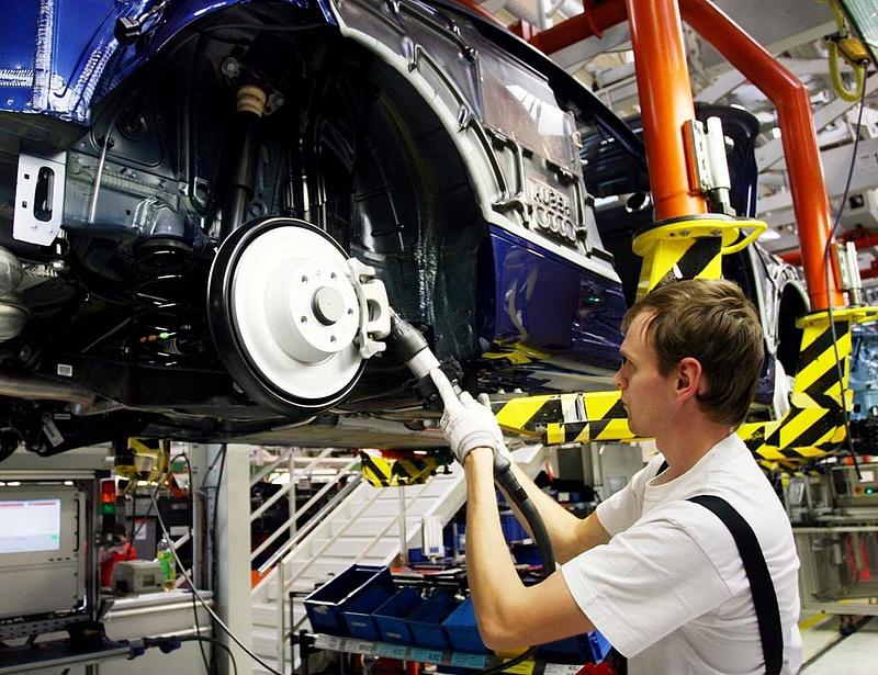 Milliárdokat bukhat az állam az Audi miatt