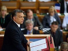 Orbán: 1345 milliárddal csökken az államadósság