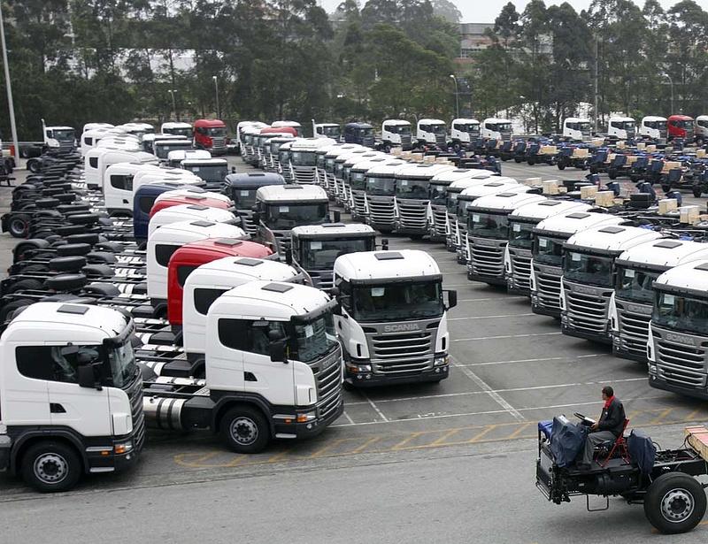 Rekord árbevétel a kamiongyártónál