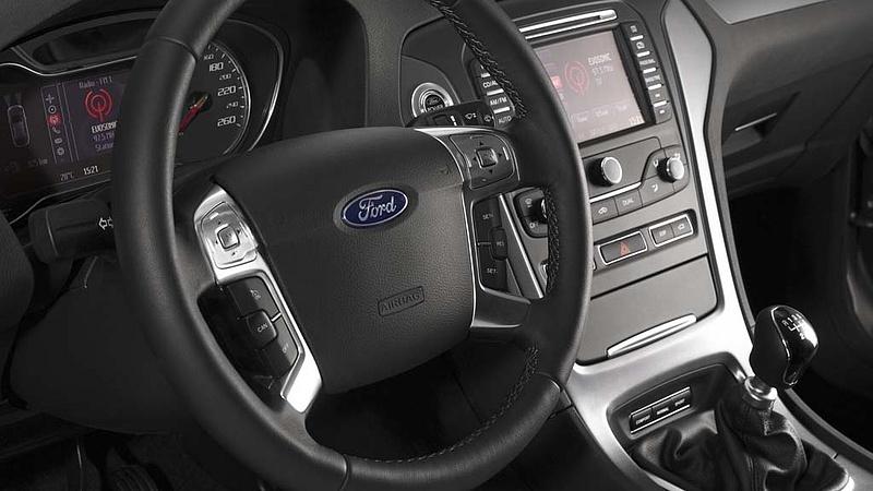 A Ford elkezdte gyártását Romániában