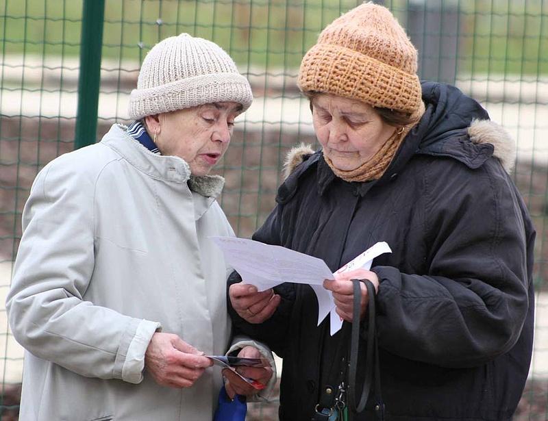 Szlovákiában már a 13. havi nyugdíjat várják