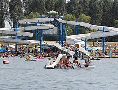 Nagy változás a Tisza-tónál