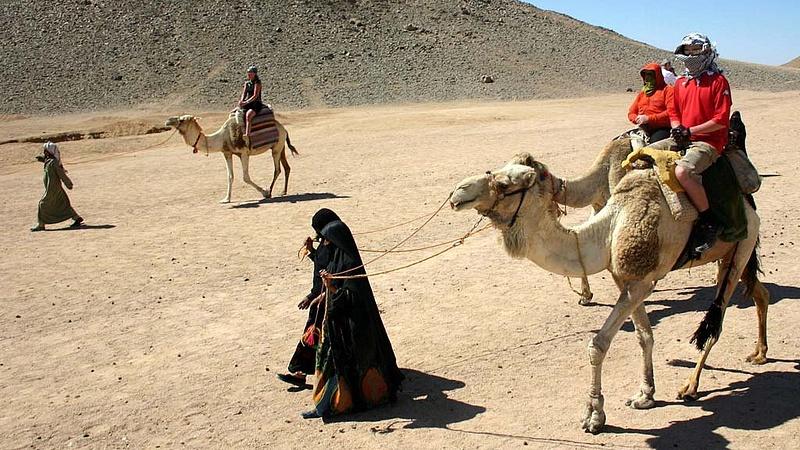 Brutálisat lépett Egyiptom
