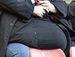 Súlyos gondokat okoz az elhízottság