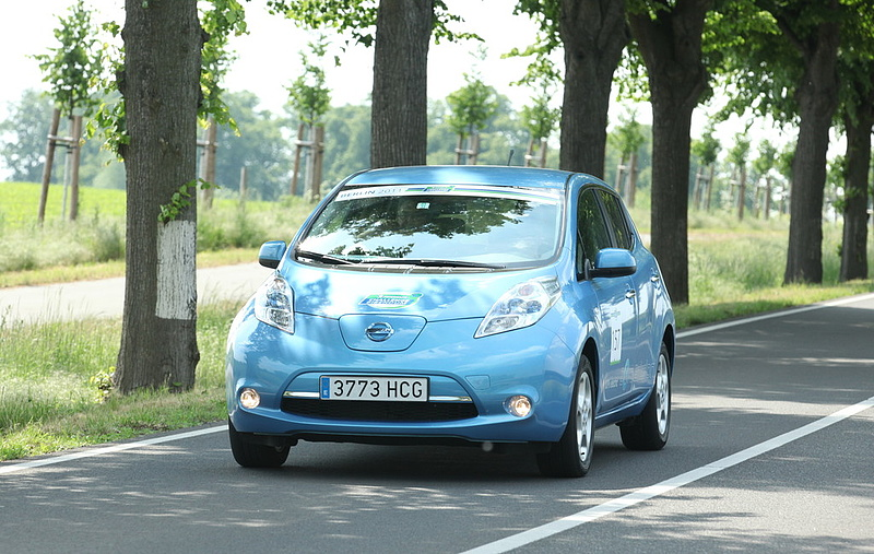 Újabb elektromos autót vett az állam