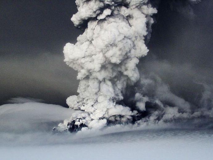 Találtak 91 vulkánt