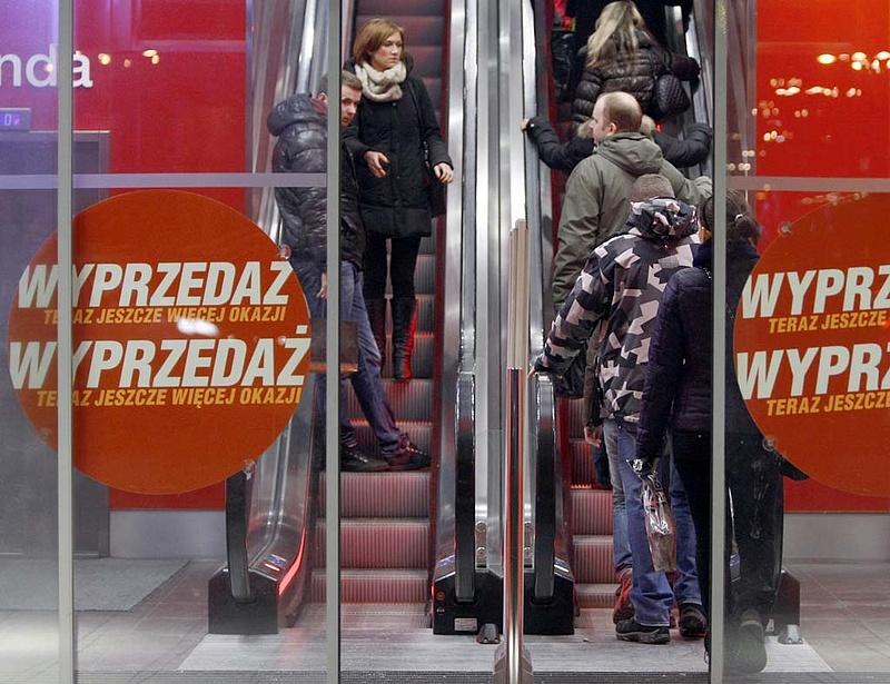 Bezzeg a lengyelek: száguldva növekszik az export