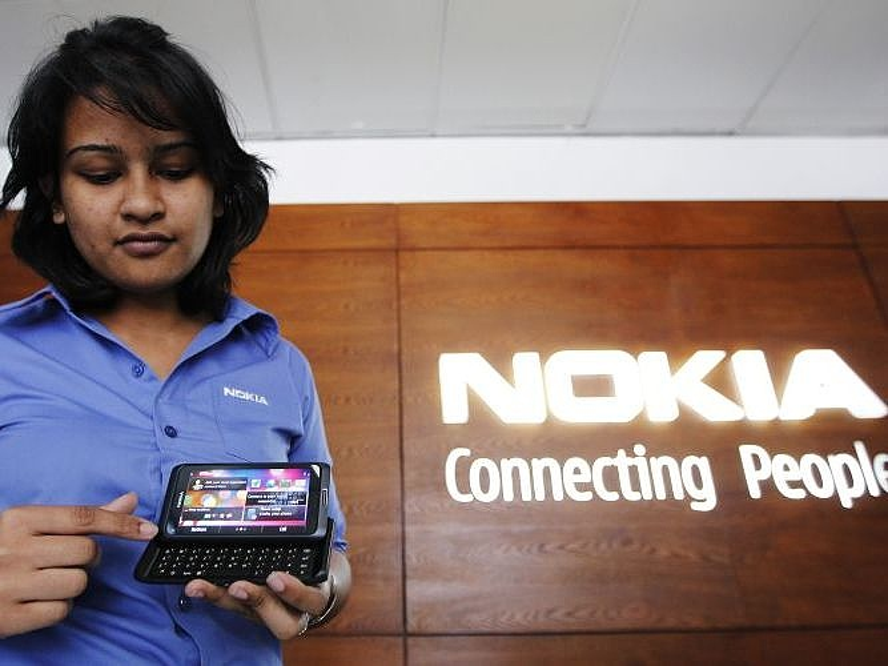 Hatalmasat zuhant a Nokia eredménye