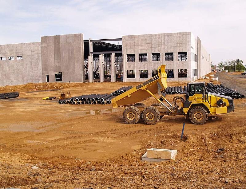 Újabb raktár épül a Airport City Logisztikai Parkban