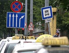 Sztrájkra készülnek a taxisok