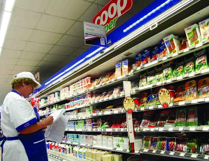 Tovább csökkent a magyar kiskereskdelmi forgalom