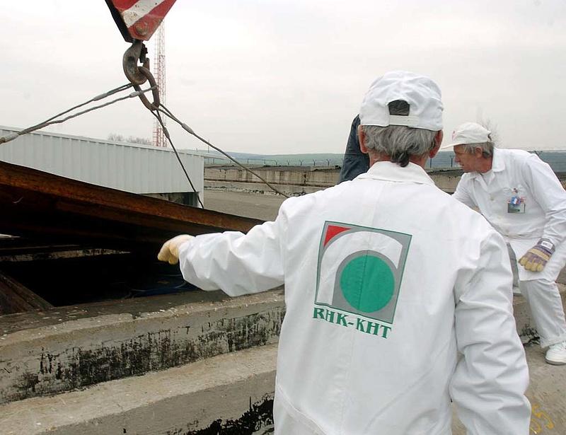 Kibővítik a magyar radioaktívhulladék-lerakót