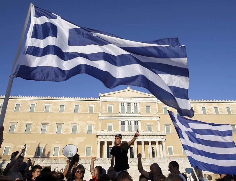 Eldőlt: Görögország még nem megy csődbe (bővített)