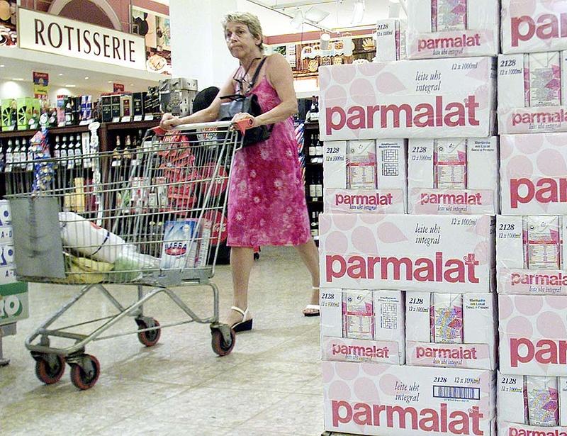Francia kézbe kerülhet a Parmalat
