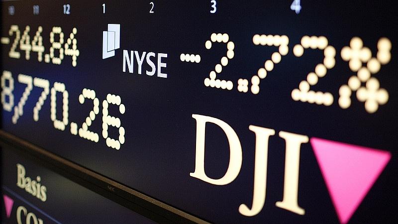 A Nasdaq emelkedett, a Dow esett