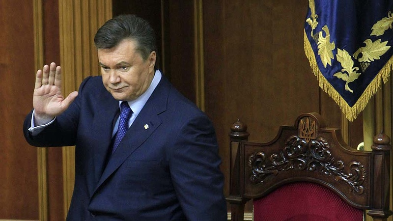 Janukovics visszatérne Ukrajnába