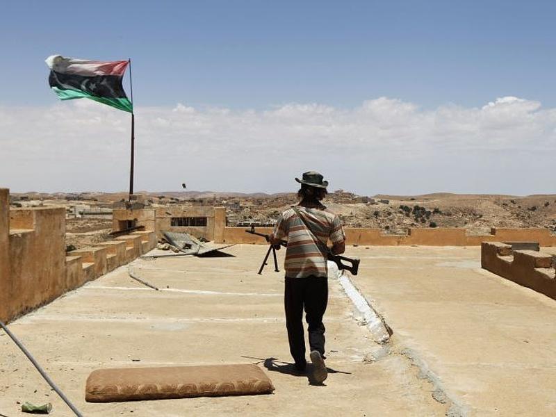 Válságstáb kontrollálja a líbiai konfliktust