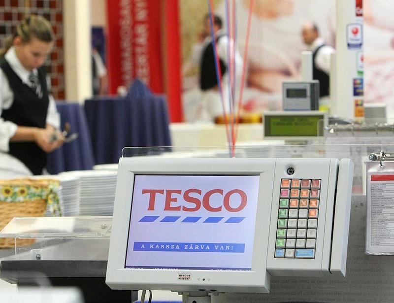 Profitriadót fújt a Tesco