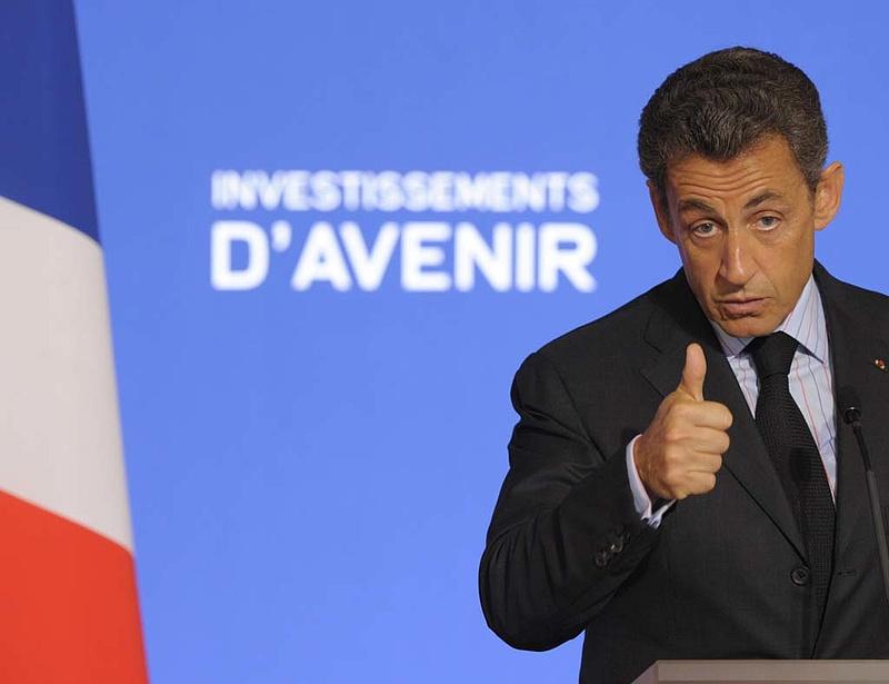 Bíróság elé állítanák Nicolas Sarkozyt
