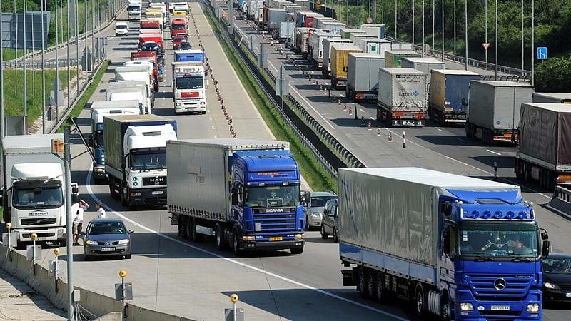 Jönnek az elektromos kamionok