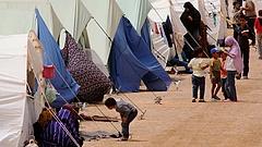London megkétszerezi a szíriai válság által érintett térség segélyezését