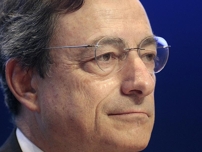 Draghi újabb likviditássegítő intézkedéseket jelentett be