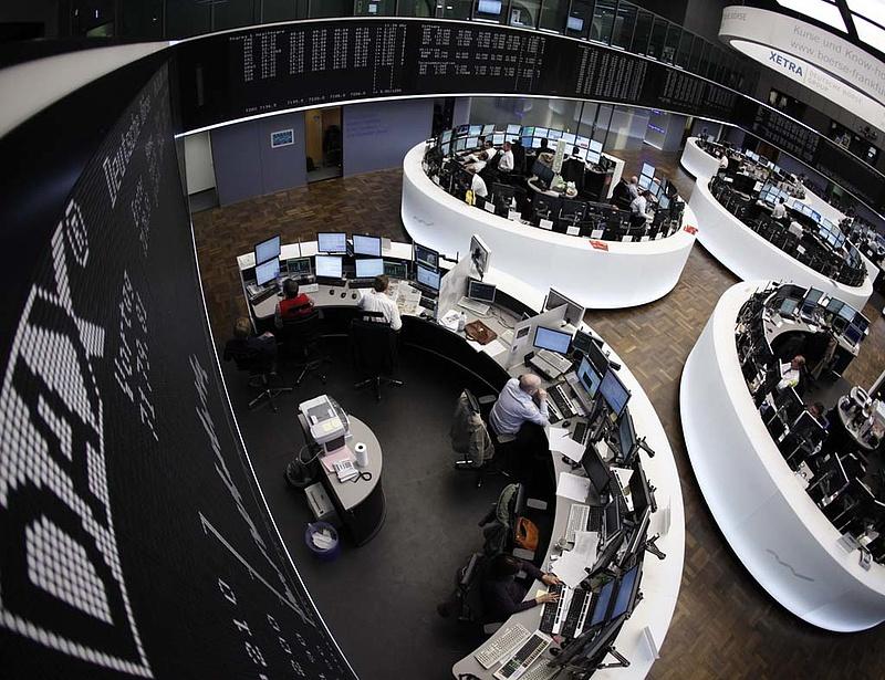 Magaslati levegőt szívnak az európai részvények