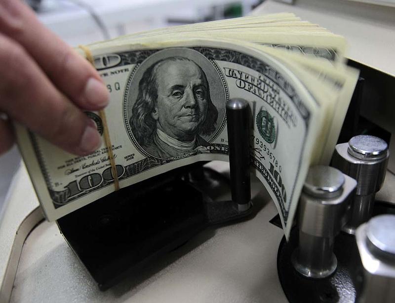 A dollár éve lehet 2012