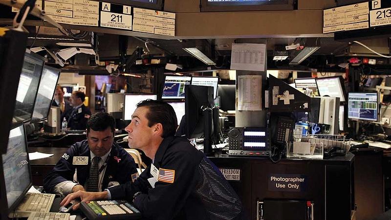 A technológiai cégek húzták az New York-i indexeket