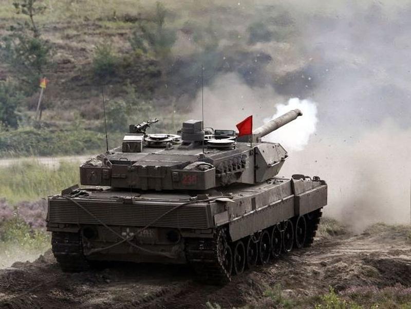 Új harckocsikat vesz a honvédség