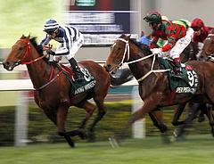 Lóverseny: óriási nyereményt vágtak zsebre