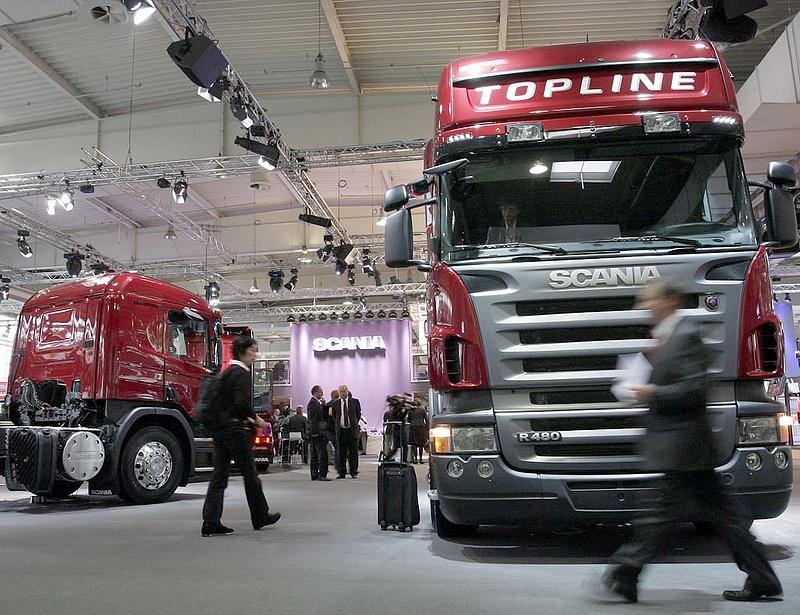 Startupokba fektet a Scania