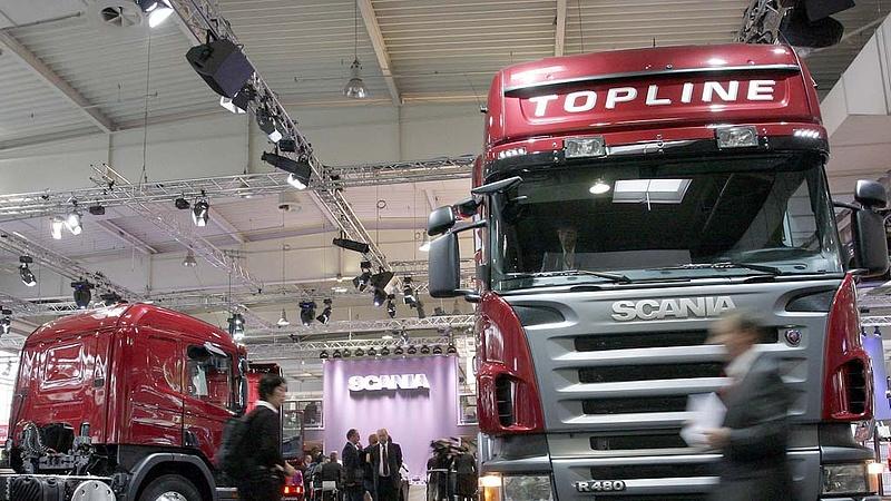 Új beruházást tervez a Scania