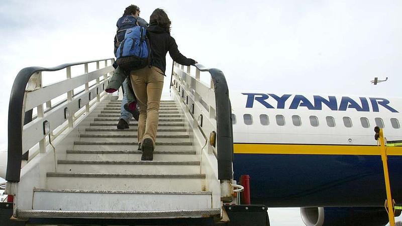 A járattörlések ellenére jól megy a Ryanairnek