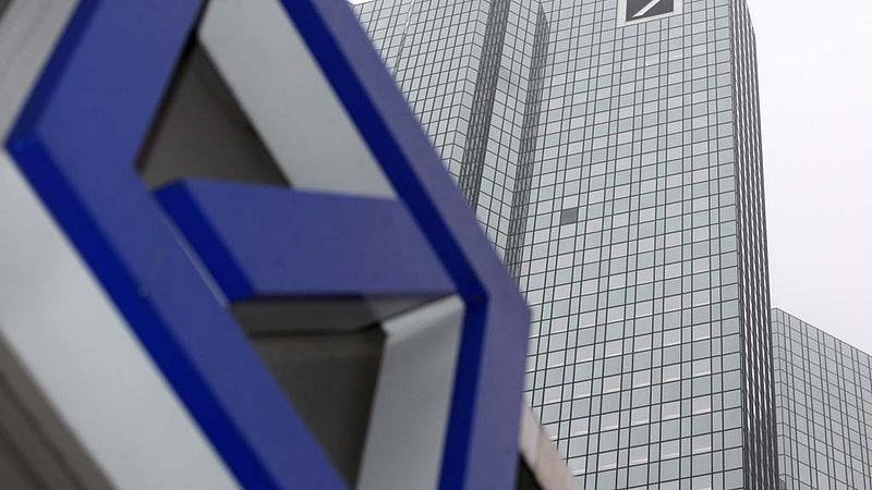 Kikerült a legnagyobb játékosok közül a Deutsche Bank