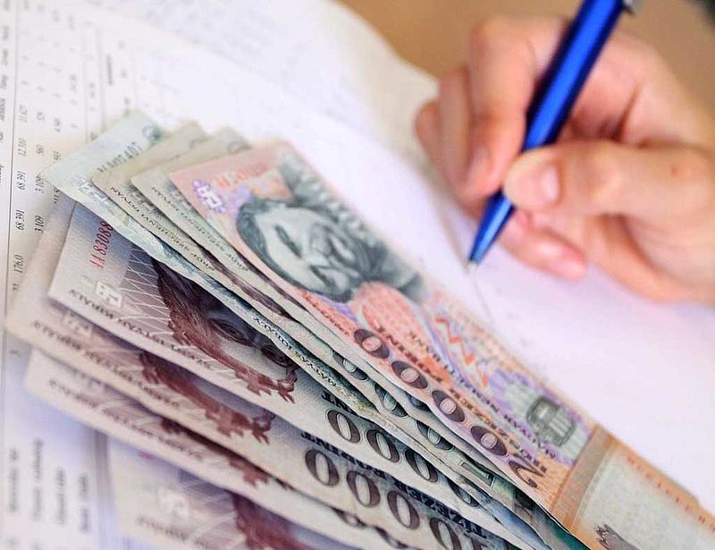 Óriási eltérések a magyar fizetések között - itt vannak a friss adatok